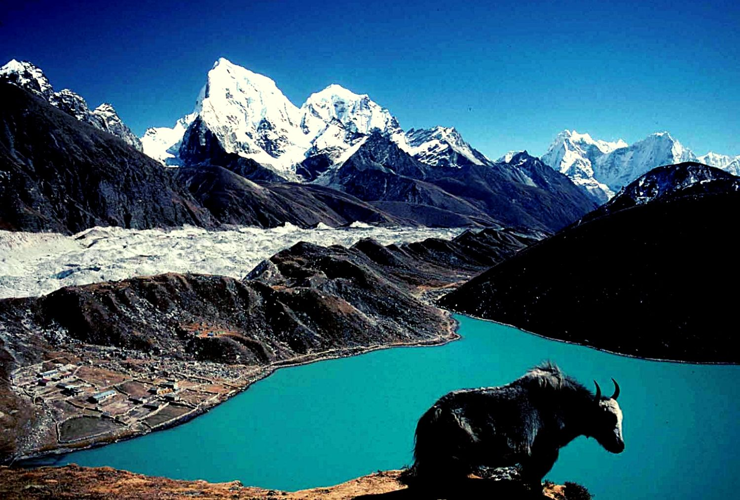 Gokyo Lake via EBC Trek