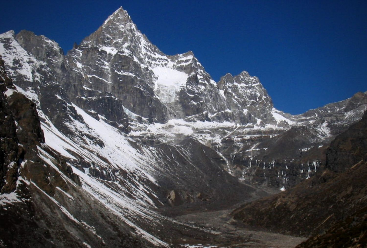 Kyajo Ri Peak via Everest View Trek
