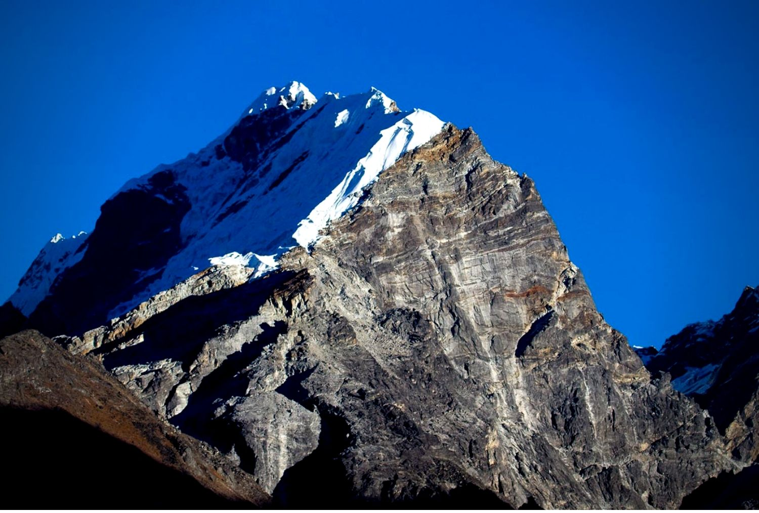 Lobuche Peak via EBC Trek